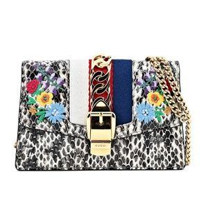 Gucci Sylvie Super Mini Chain Bag